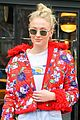 sophie turner flashes engagement ring in new york city 03