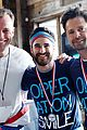 darren criss and fiancee mia swier hit the slopes for operation smile 14