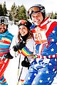 darren criss and fiancee mia swier hit the slopes for operation smile 22