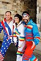 darren criss and fiancee mia swier hit the slopes for operation smile 26
