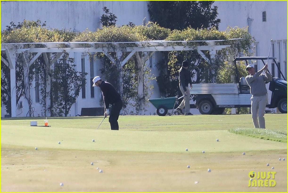 jamie dornan golf tuesday 18