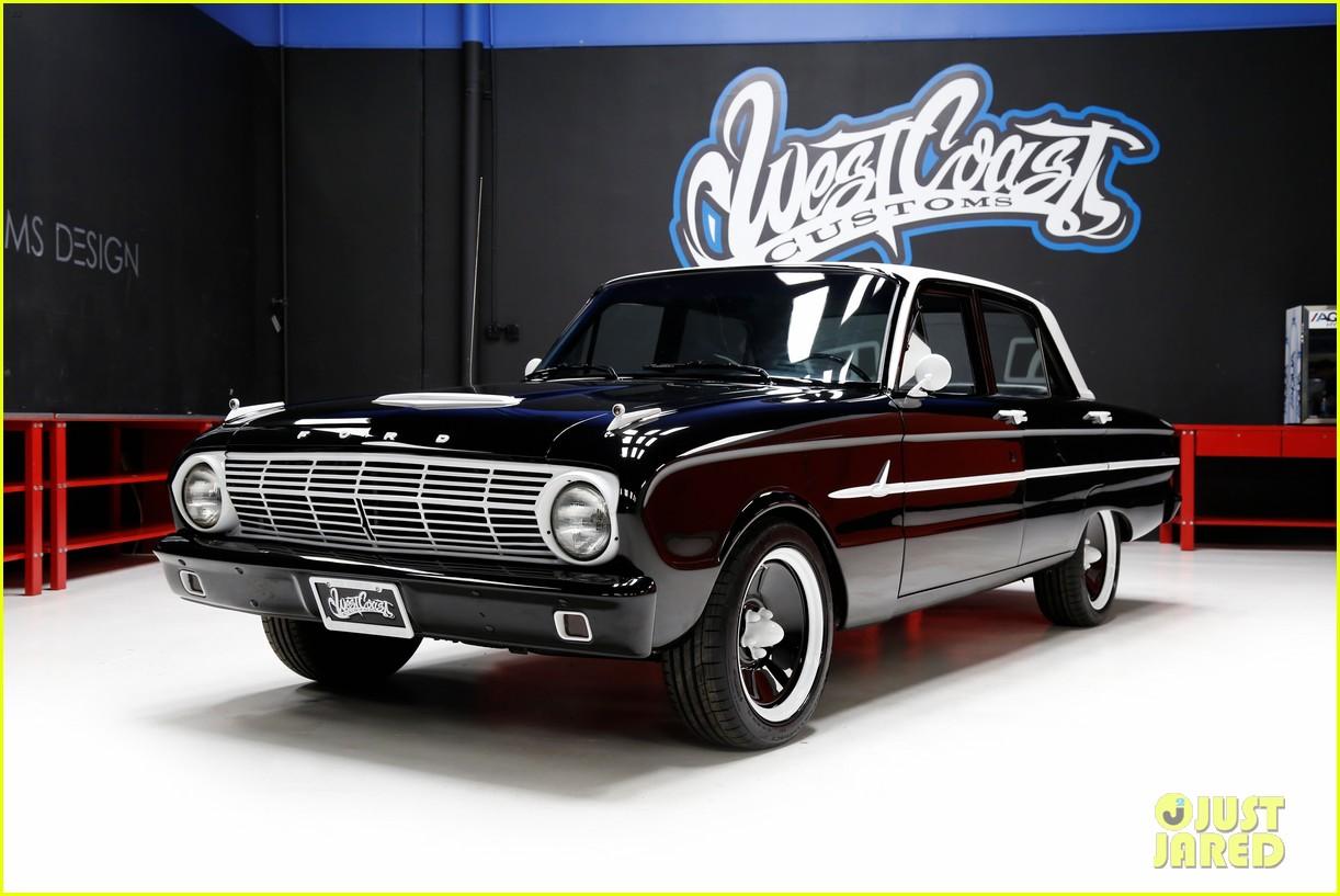 West Coast Customs Cars For Sale >> Full Sized Photo Of Joe Jonas West Coast Customs 02 Photo