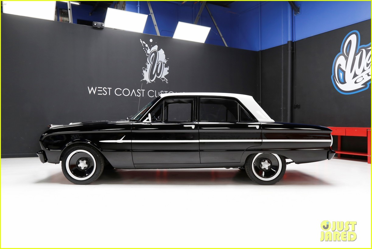 Full sized photo of joe jonas west coast customs 04 for West coast motor inc