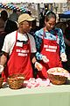 kellan lutz pharrell williams easter meal 03