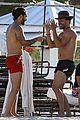 maluma flaunts shirtless body on vacation with prince royce 33