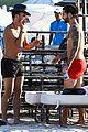 maluma flaunts shirtless body on vacation with prince royce 37