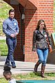mark wahlberg and rose byrne film park scene for instant family 06