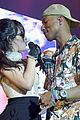 camila cabello and pharrell williams perform sangria wine at her la concert 01