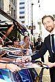 chris hemsworth and tom hiddleston represent thor at avengers premiere 01