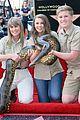 steve irwins family brings snake to walk of fame ceremony 06