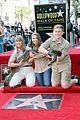 steve irwins family brings snake to walk of fame ceremony 10