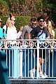 joe jonas and sophie turner get soaked at disneyland 22