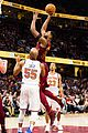 tristan thompson bood cavaliers game 14