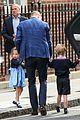 prince george princess charlotte visit baby brother 10
