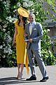 george clooney amal clooney royal wedding 09