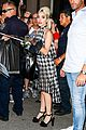 lady gaga is joined by boyfriend christian carino at the studio 13