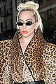 lady gaga rocks fierce leopard print outfit in nyc 04