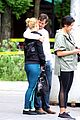 claire danes shows off tiny baby bump with  hugh dancy 10