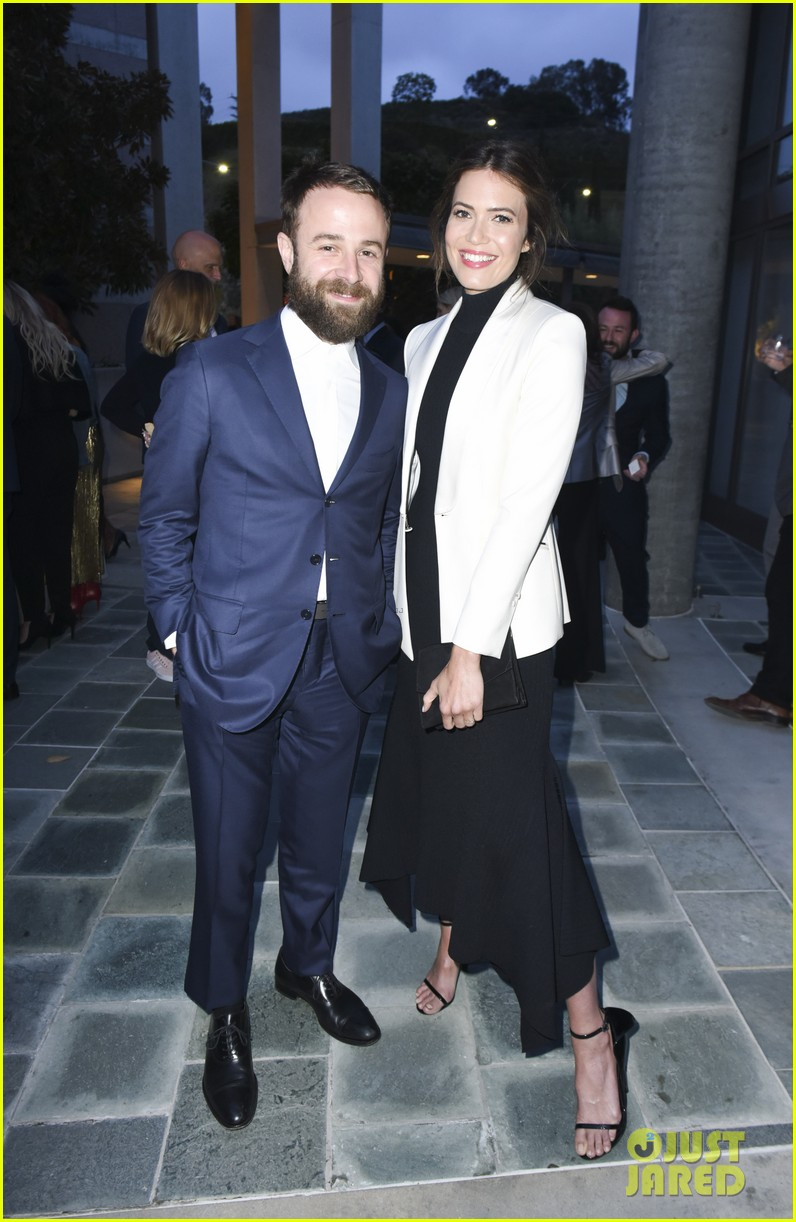 mandy moore fiance taylor goldsmith couple up for communities in schools celebration 03