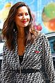 olivia munn three outfits nyc 02