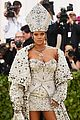 rihanna met gala 2018 red carpet 05