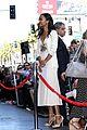 zoe saldana marco perego star hollywood walk of fame 17