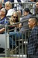amanda seyfried thomas sadoski check out soccer game in vancouver 09