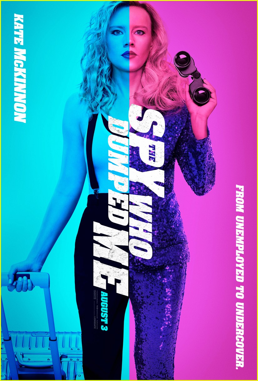 the spy who dumped me posters 03