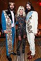 justin theroux chadwick boseman keep it cool at versace met gala 2018 after party 16