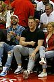 justin timberlake joins jj watt courstide at nba playoffs 10