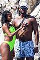gabrielle union and shirtless dwyane wade show some sweet pda on vacation 14