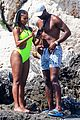 gabrielle union and shirtless dwyane wade show some sweet pda on vacation 25