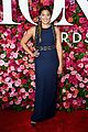 jenna ushkowitz rachel bloom hit the red carpet at tony awards 01