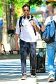 bradley cooper soaks up sunny weather in nyc 01