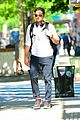 bradley cooper soaks up sunny weather in nyc 05