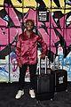 toni garrn winnie harlow montblanc luggage collection 08
