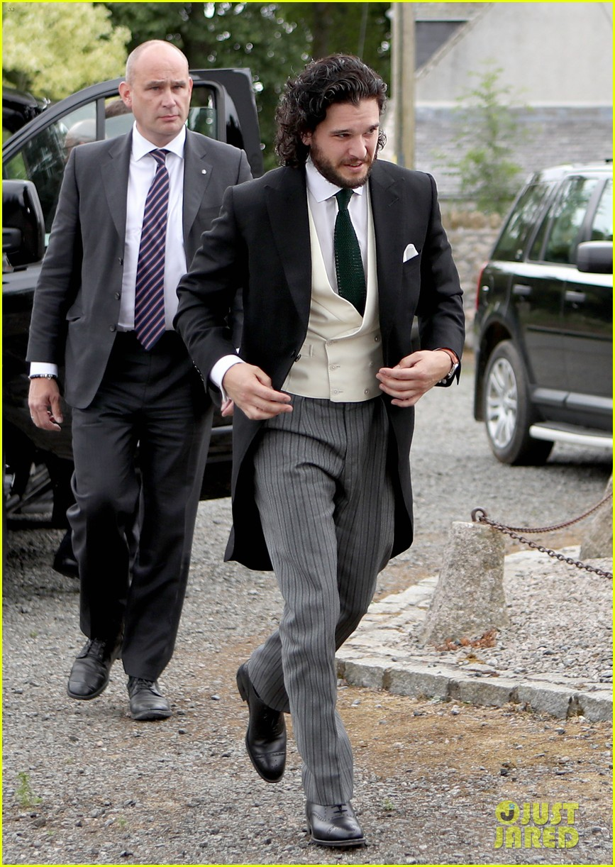 kit harington rose leslie wedding photos 08