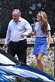 kit harington rose leslie day after wedding lunch 06