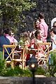 kit harington rose leslie day after wedding lunch 30