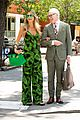 heidi klum reunites with tim gunn 06