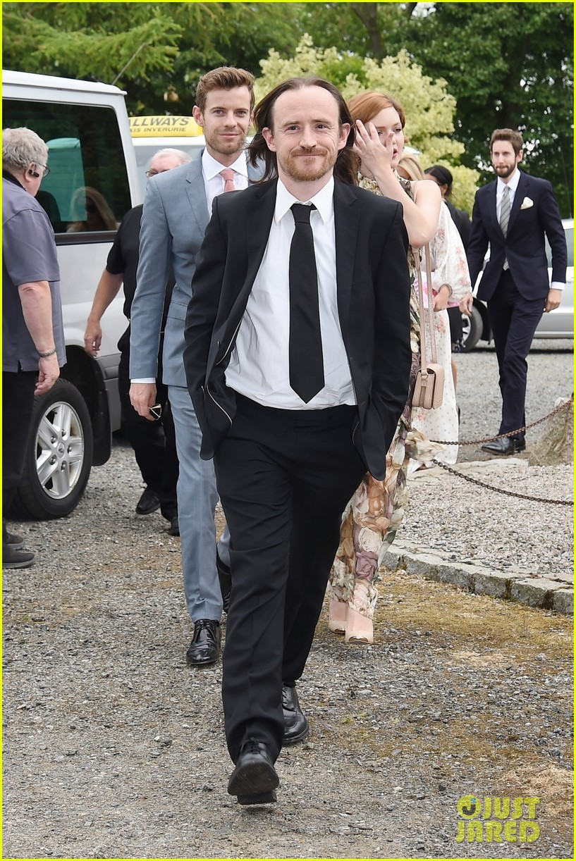 Kit Harington Wedding.Full Sized Photo Of Richard Madden Kilt Kit Harington Rose Leslie