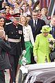 meghan markle queen elizabeth car moment 10
