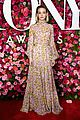 carey mulligan dons floral gown for tony awards 2018 06