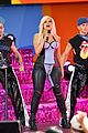 bebe rexha gets emotional at good morning america concert watch here 14