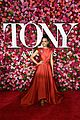 lauren ridloff condola rashad go glam in red for tony awards 2018 06
