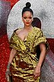 rihanna sparkles in gold at oceans 8 london premiere 12
