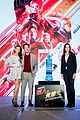 paul rudd and evangeline lilly promote ant man and the wasp in taipei2 13