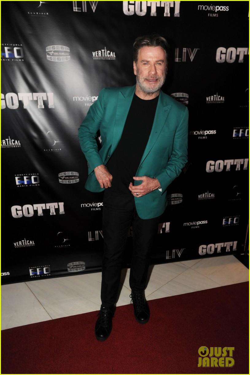 john travolta and kelly preston celebrate gotti in miami 06