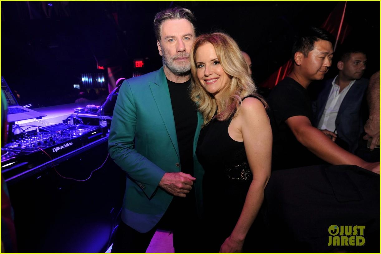 john travolta and kelly preston celebrate gotti in miami 10