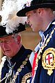 prince william joins prince charles at order of the garter parade 10